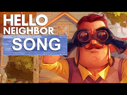 Hello Neighbor Alpha 3 - Rockit Gaming Song   Get You Gone