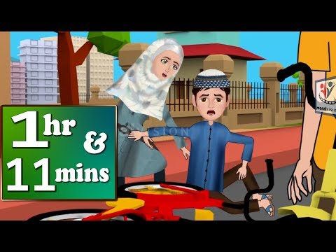 Abdul Bari in his new bicycle & obidient to parents and many more latest episodes