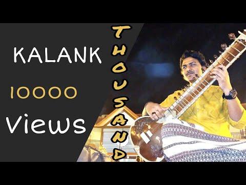 kalank--instrumental-|-sitar-|instrumental-cover-song-|-kalank-movie