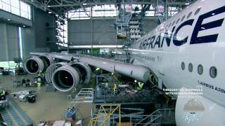 Airbus A380 Documentary 2015 Part 1/3