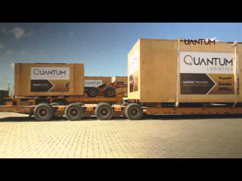 Quantum Logistics - Project Cargo - Machinery Goods