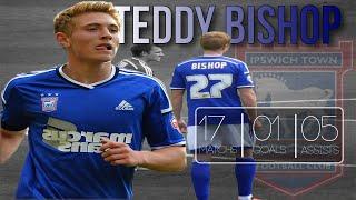 Teddy Bishop [HD] 2014-2015 | Goal, Assits, Skills, Tackles, Passes | Ipswich Town FC