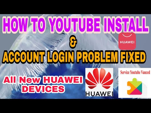 How To Youtube Install Problem Fixed Huawei Y7a | How Youtube Account Login Problem Fixed Huawei Y7a