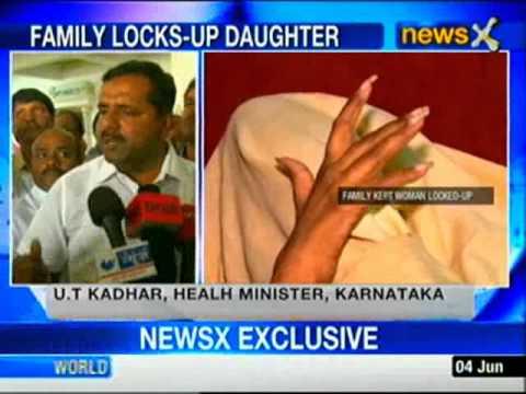 Bangalore Family locks daughter, torture her