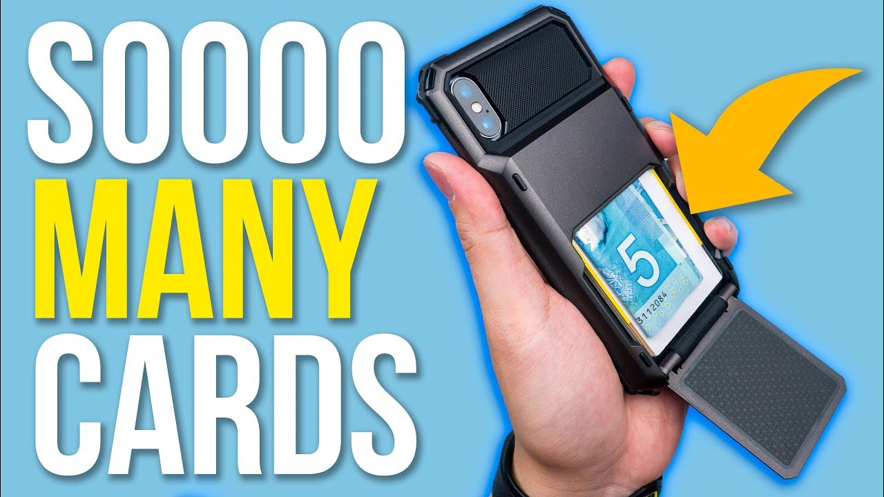 the best attitude 2f5da e5cdd This Is NOT A Flip Phone! - Lumion D.Folder (Chinook) Case for iPhone X -  Review