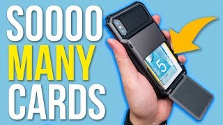 This Is NOT A Flip Phone! - Lumion D.Folder (Chinook) Case for iPhone X - Review