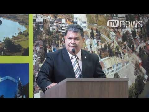 Fala do Vereador e Presidente da Câmara de São Mateus Paulo Fundão - YouTube