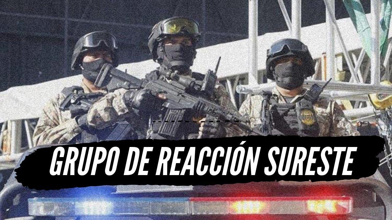 """POLICÍA MUNICIPAL DE ELITE: CONOCE EL """"GRUPO DE REACCIÓN SURESTE"""" 👮🏻♂️🚨"""
