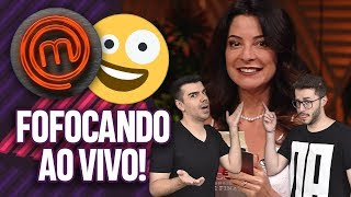 LIVE: SUPER NOVIDADES DO MASTERCHEF BRASIL! | Virou Festa