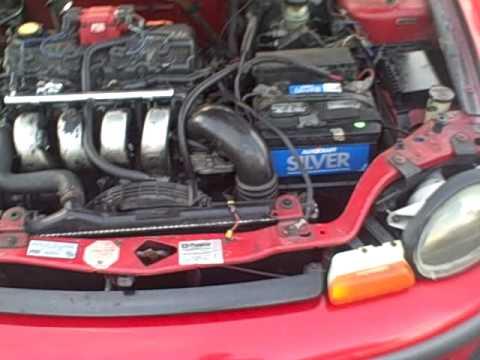 1995 Dodge Neon Base SOHC - YouTube