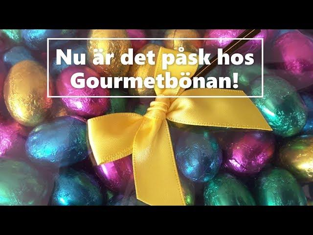 Glad påsk från Gourmetbönan!
