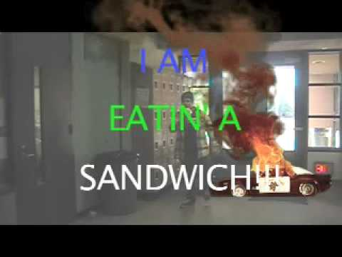 (The Sandwich) Comedy short Im Gonna Eat a Sandwich