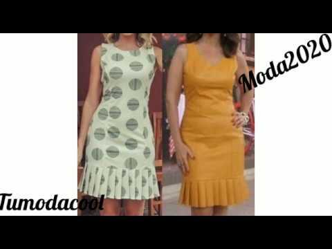 💎VESTIDOS BONITOS Y SENCILLOS De Moda Mujer 2020/Vestidos Hermosos Tendencia 2020💎