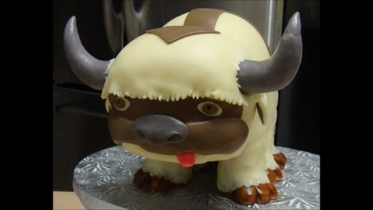 Avatar The Last Airbender Party Cakes Wmv Youtube