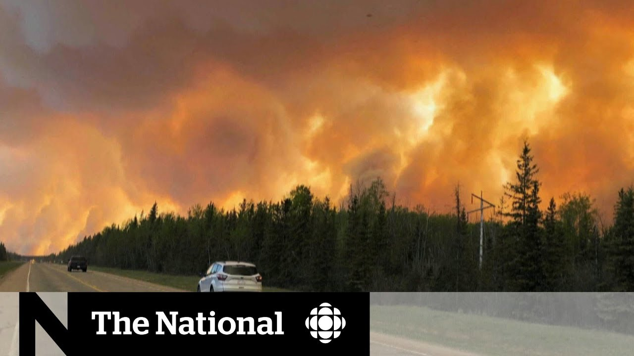 MAY 2019: Thousands relocated as out-of-control wildfire threatens Albertan community