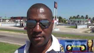 Guyana Seawalls