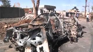 مقتل 9 جنود في هجوم متشددين على مديرية أمن بنغازي