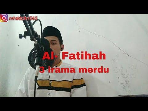 Surat Al Fatihah 3 Irama Dari Imam Masjidil Haram Merdu