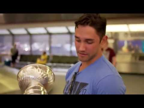 Alec Martinez: A Day With The Cup