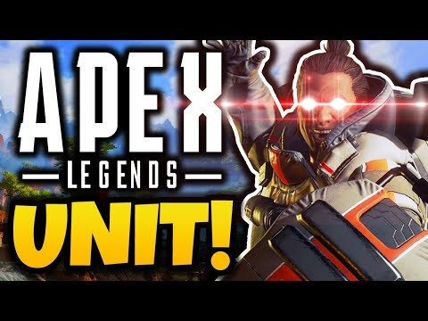 THE KILLER UNIT! - Apex Legends Funny Moments