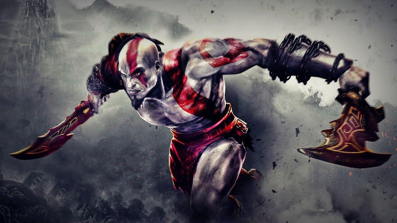 God of War 3 - Warrior Inside AMV - YouTube