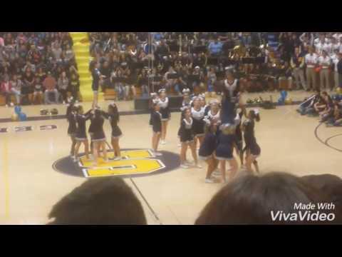 Shafter high school VS Wasco high school! Cheer