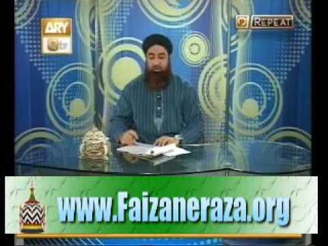 Ahkam e shariat  21 April 2011  Taharat.....By  Mufti Akmal