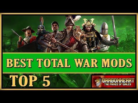 TOP 5 BEST TOTAL WAR MODS