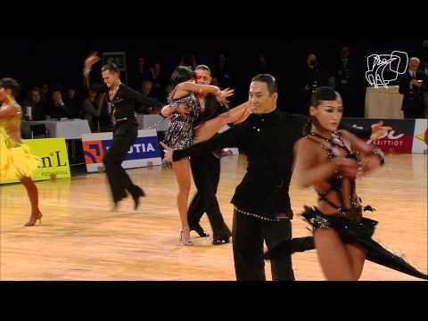 2015 Helsinki PD Open Latin | The Final Reel | DanceSport Total