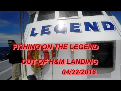 MntRider Goes Fishing on the Legend