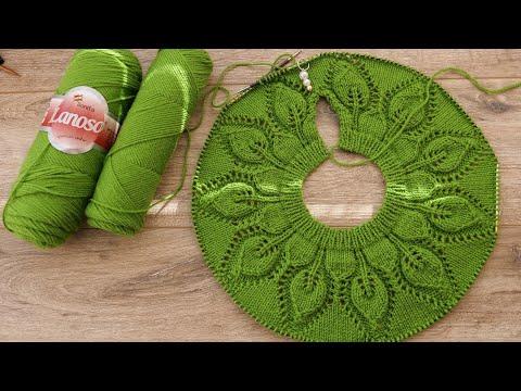 Детское вязание спицами модели и схемы для девочек до 2 лет