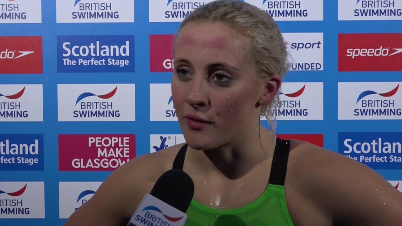 0277f79943d5 Siobhan Marie O Connor - British Champion 2016 - Women s 100m Breaststroke