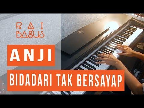 Anji - Bidadari Tak Bersayap Piano Cover