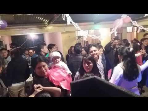 Nelly Janeth concierto privado Sur de Quito Cyber mix audio corp