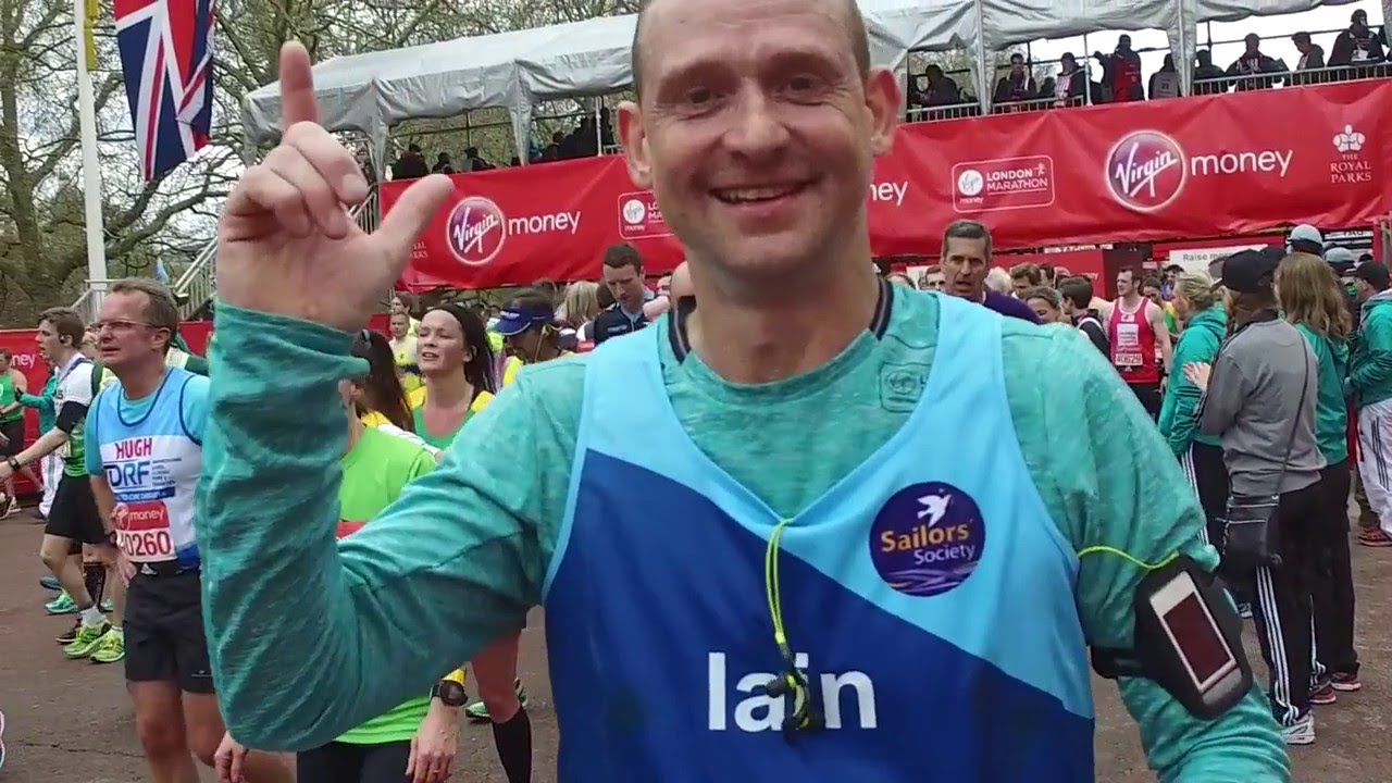 2016 Virgin Money London Marathon Highlights