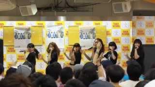 2013-5/19 lyrical school LIVE @タワーレコード新宿店 2013-5/15発売...