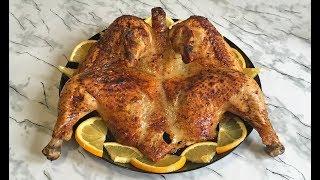Запеченная Курица в Апельсинах Изумительное Блюдо на Праздник!!! / Курица в Духовке / Baked Chicken