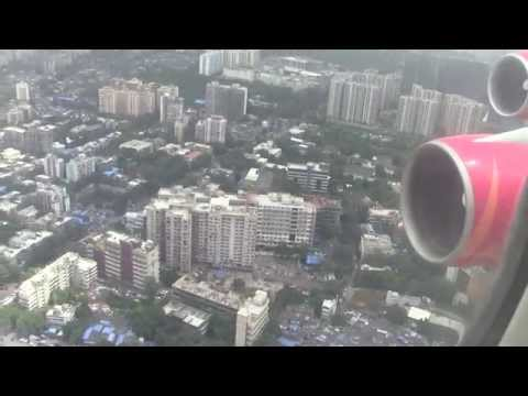 Air India Boeing 747 Landing At Mumbai Airport!