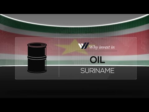 Oil  Suriname - Why invest in 2015