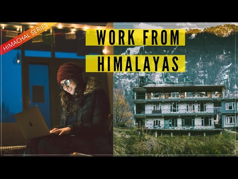 Best Place To Work From Mountains   Cost of Living   The Deephill Vivid, Old Manali   Q&A Video!🏔
