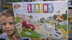 Das Spiel des Lebens - Neuauflage (Hasbro) - ab 8 Jahre - damals ein Klassiker!
