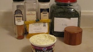 French Onion Dip Recipe: How To Make Your Own French Onion Soup Mix Seasoning For Dip