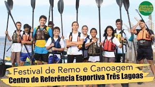 Festival remo e canoagem