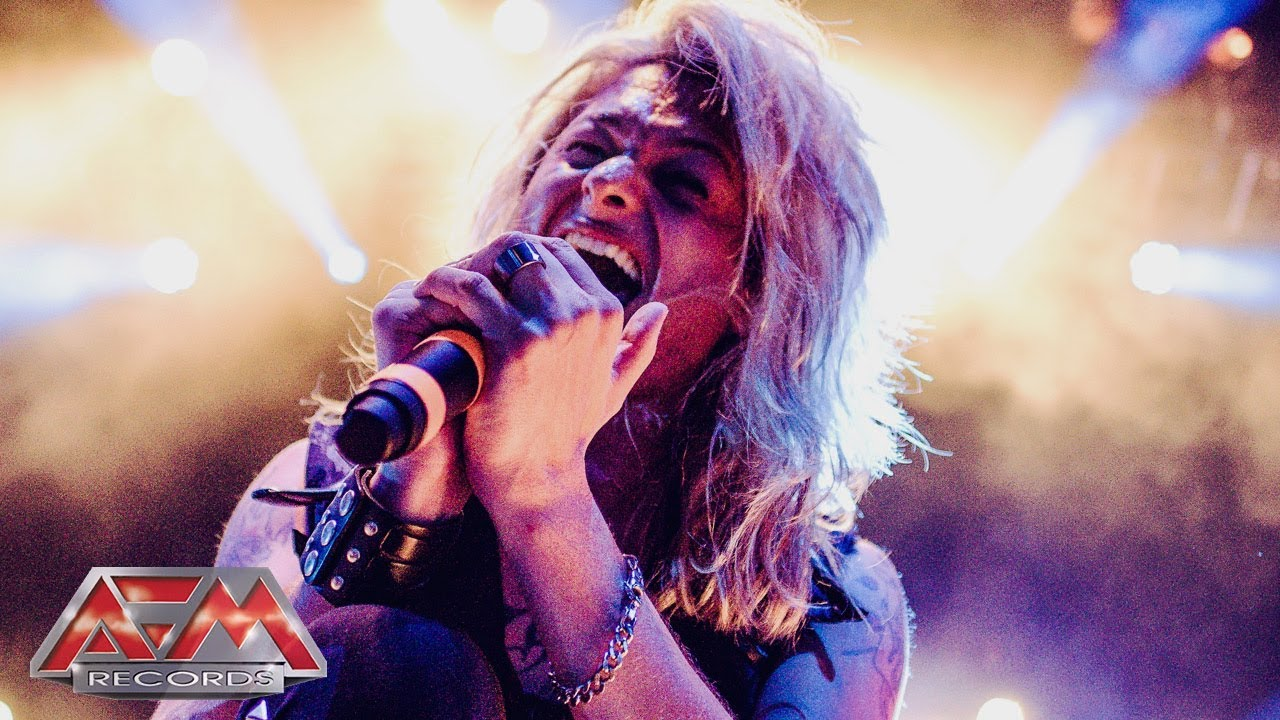 KISSIN\' DYNAMITE - She Came She Saw (Live) // official clip // AFM ...