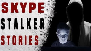 3 TERRIFYING Skype Stalker Stories(3 Terrifying Skype Stalker Stories - Anyone can see your exact location while you're on skype by tracing your IP address. Story 1: In the shadows he waits Story ..., 2015-07-01T11:23:16.000Z)