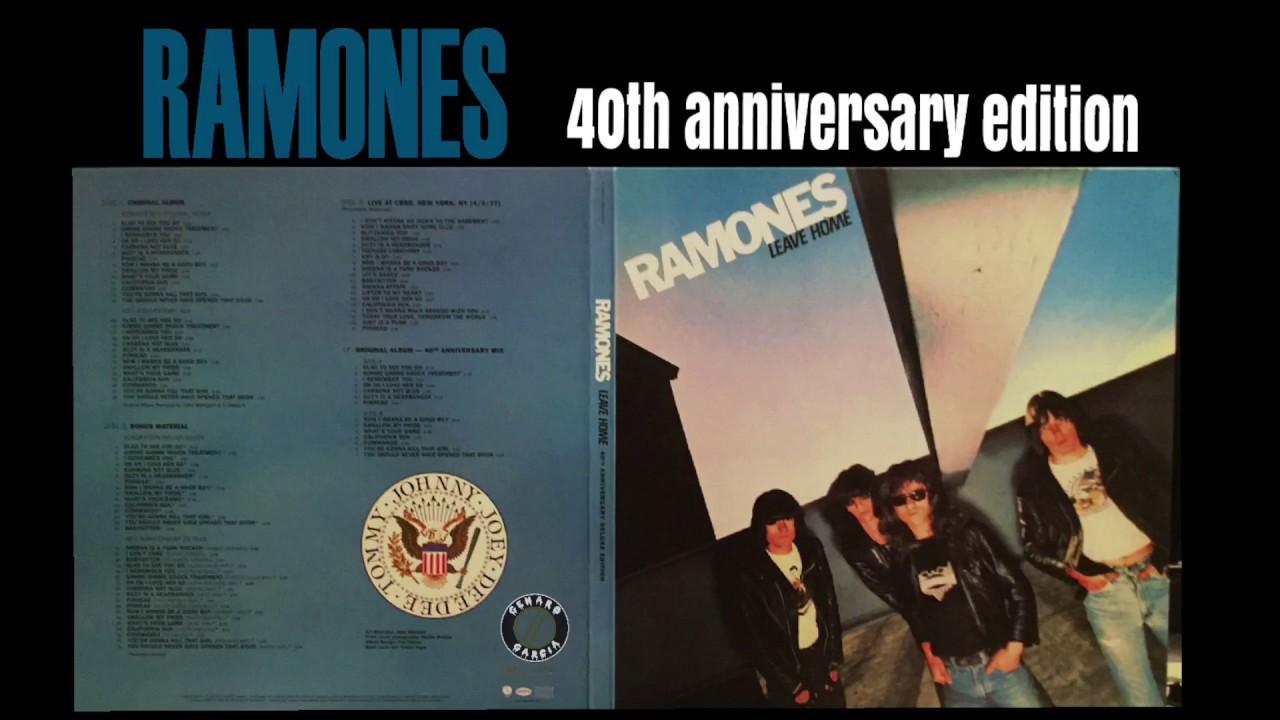 Ramones -I Don't Wanna Go Down To The Basement [Live] CBGB