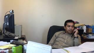 Kerja di pejabat