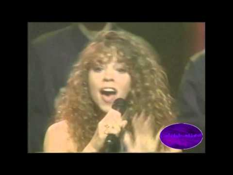 MARIAH CAREY - Love Takes Time (Live, Showtime At The Apollo, '90)