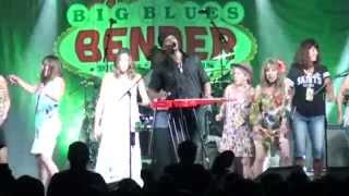 Shake Your Hips - Robert Randolph - LIVE @ The Big Blues Bender