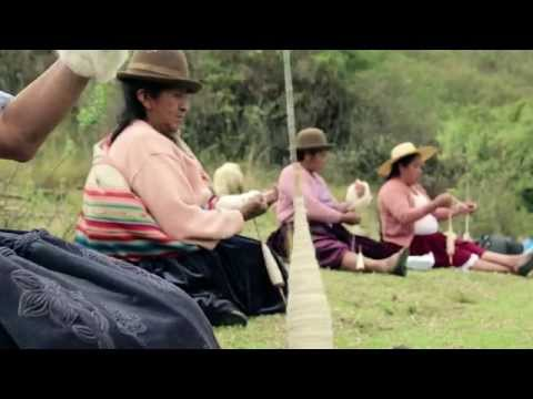 Traditions of the Andes - Spinzilla 2014
